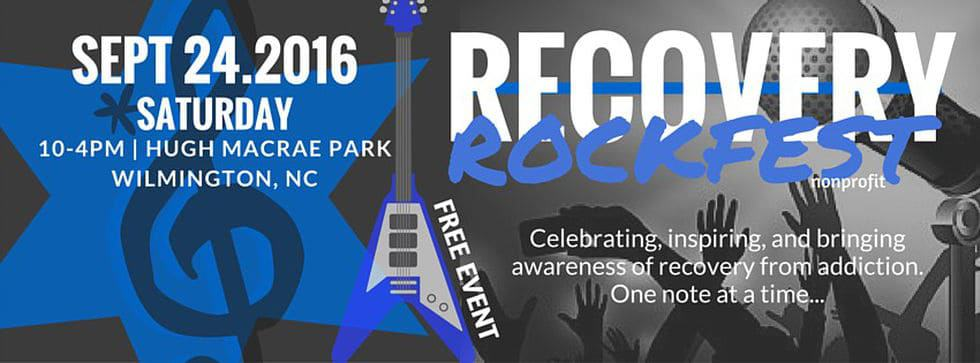 Recovery Unplugged Treatment Center Recovery RockFest 2016 Invades Wilmington