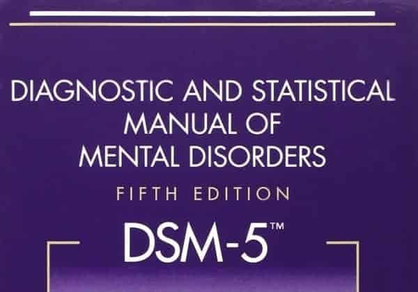 Diagnostic and Statistical Manual of Mental Disorders Fifth Edition