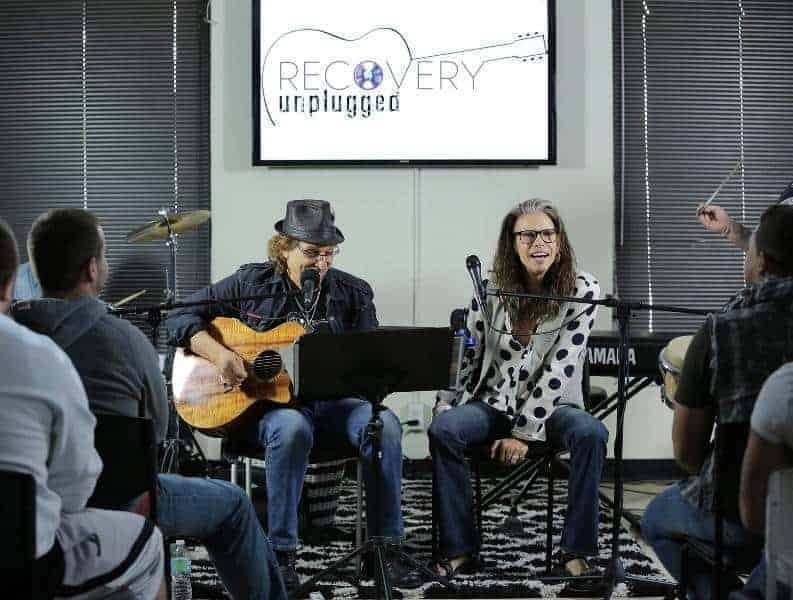 Recovery Unplugged Treatment Center Music Heals and Influences Change