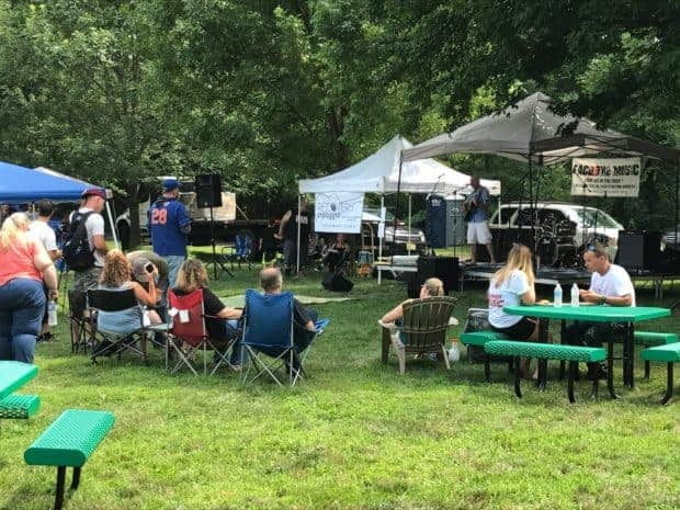 Recovery Unplugged Treatment Center Recovery Unplugged Rocks the House and Raises Money at Summer Music Fest 2017