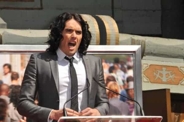 Russell Brand's New Addiction Book