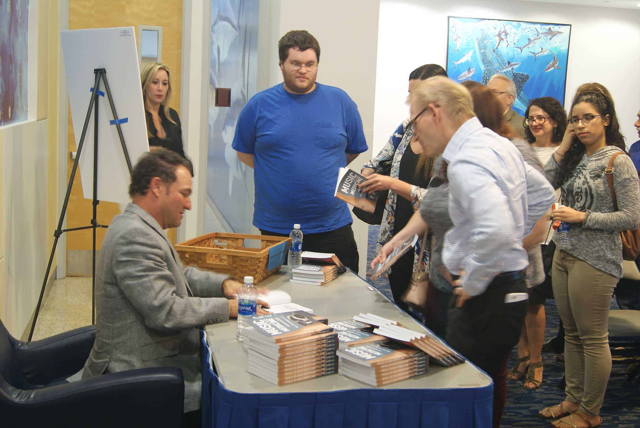 Recovery Unplugged's Paul Pellinger Book Signing
