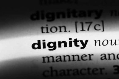 Pursuing and Maintaining Dignity in Addiction Recovery