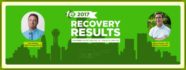 Recovery Unplugged Delivers Two Powerful Presentations at This Year's Recovery Results Conference on Addiction Treatment