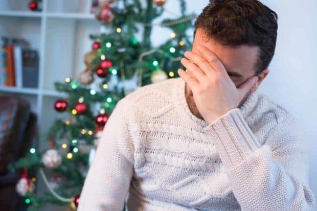 Staying Centered and Sober during the Holidays
