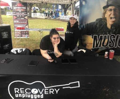 The Recovery Unplugged Team Represents at the 2018 KISS Country FM Chili CookOff