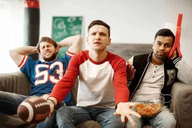 Avoiding relapse during the Super Bowl