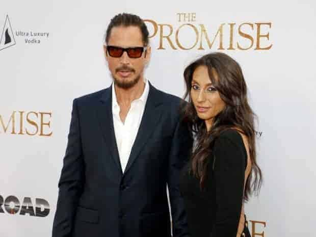 Chris Cornell's wife is determined to help families avoid being needlessly torn apart by drug addiction.