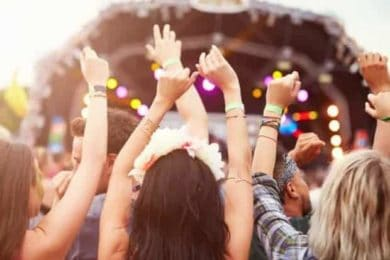 Tips for Staying Sober during Music Festival Season