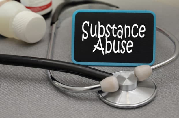 Examining high rates of substance abuse in nursing.