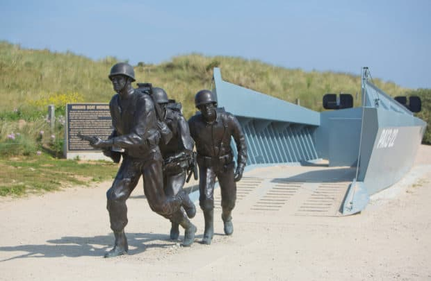 Recovery Unplugged Observes D-Day's 75th Anniversary