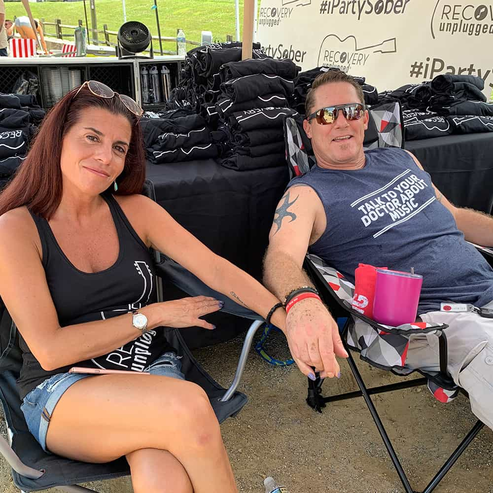 Recovery Unplugged at ARA MusicFest 2019