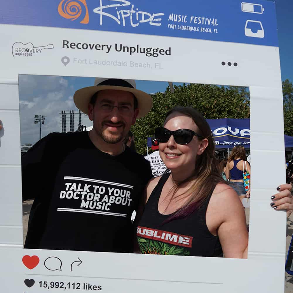 Recovery Unplugged at Riptide 2018