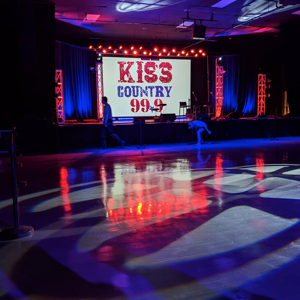 Kiss Country Undercover Concert 2019