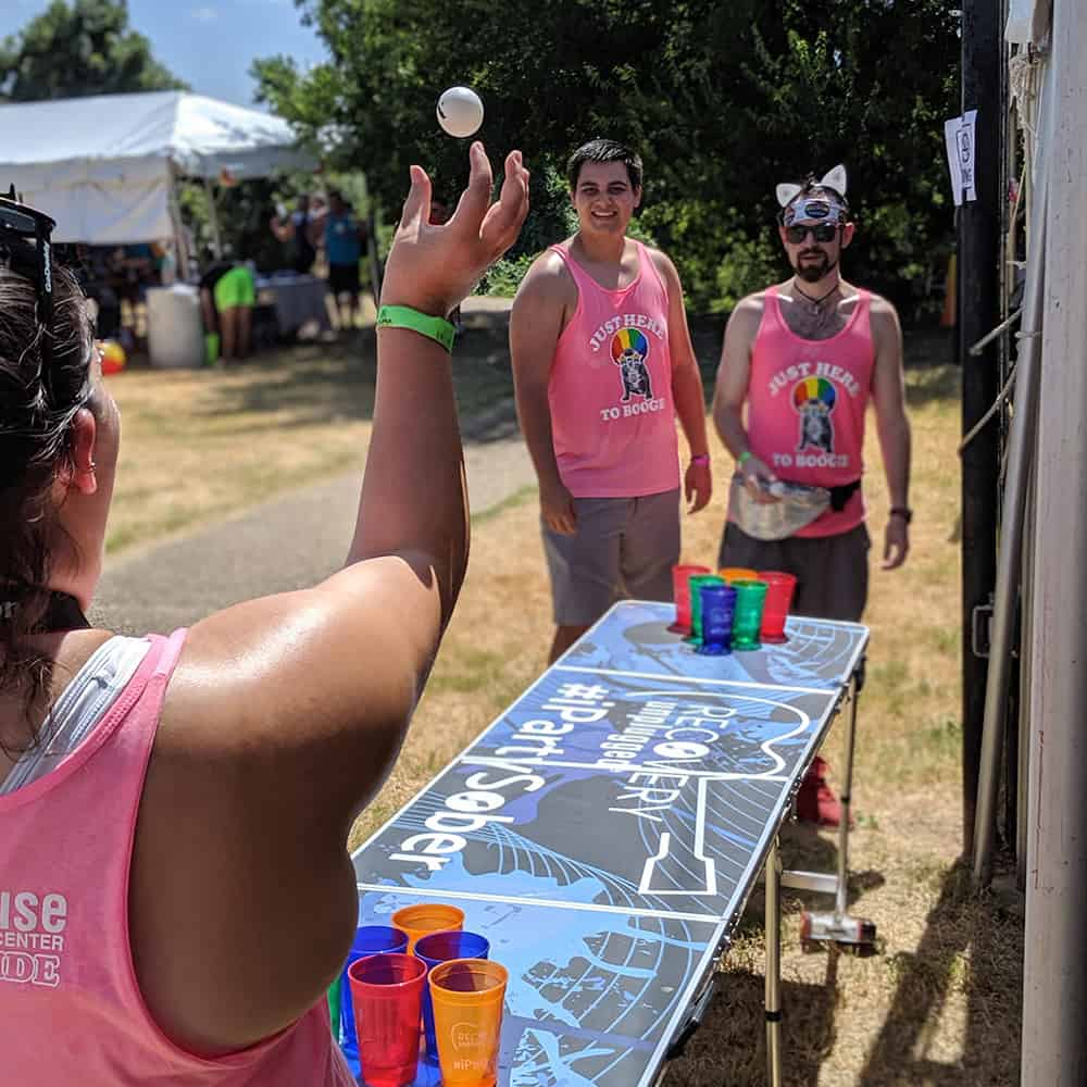Austin Pride Festival and Parade #iPartySober
