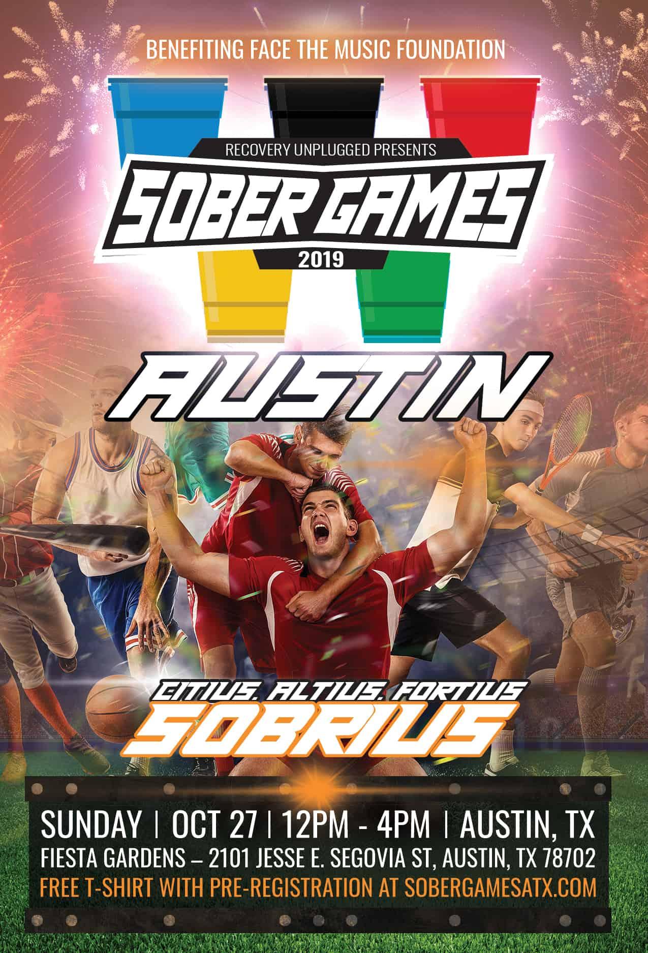 Sober Games Austin 2019