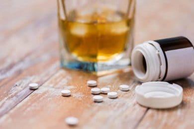 librium and alcohol