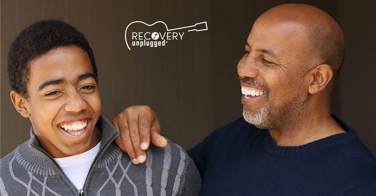 Recovery Unplugged Alumni Parents Share Stories