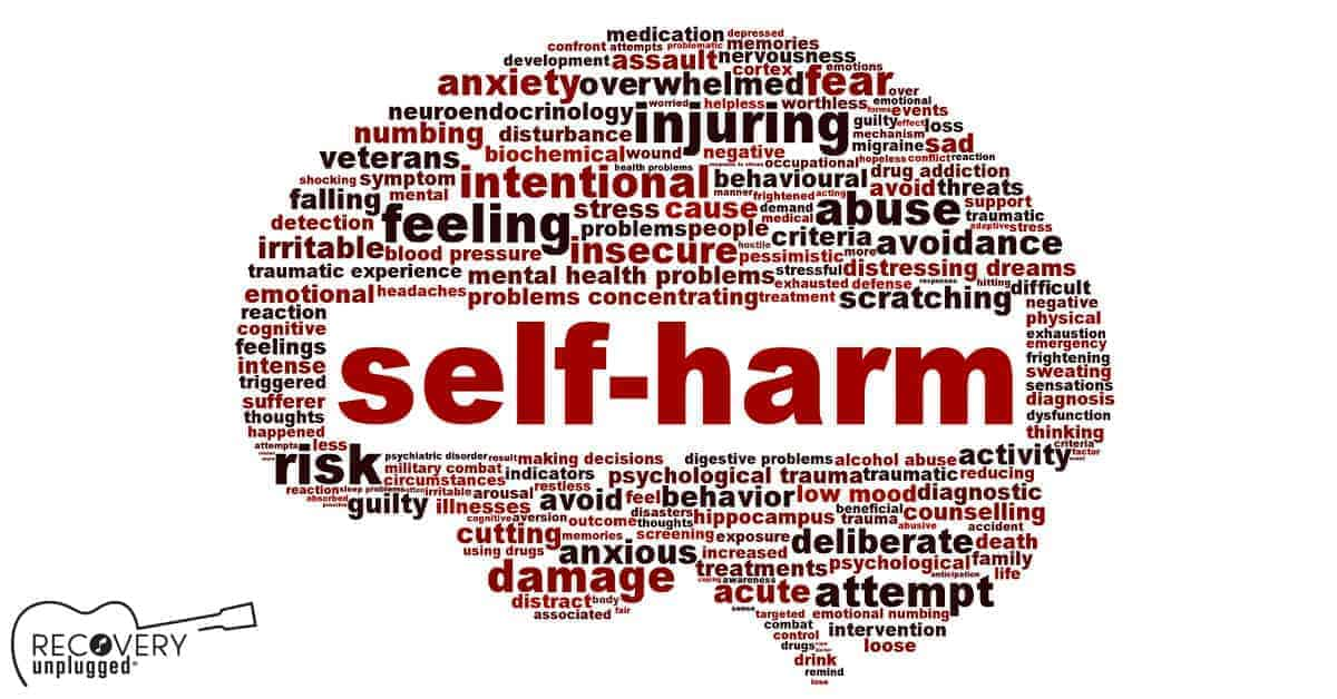 Self-Harm and Drug Addiction