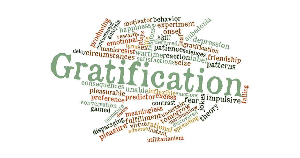 INSTANT GRATIFICATION VS DELAYED GRATIFICATION IN ADDICTION AND RECOVERY; WHY IS IT SO HARD TO RECOVER?