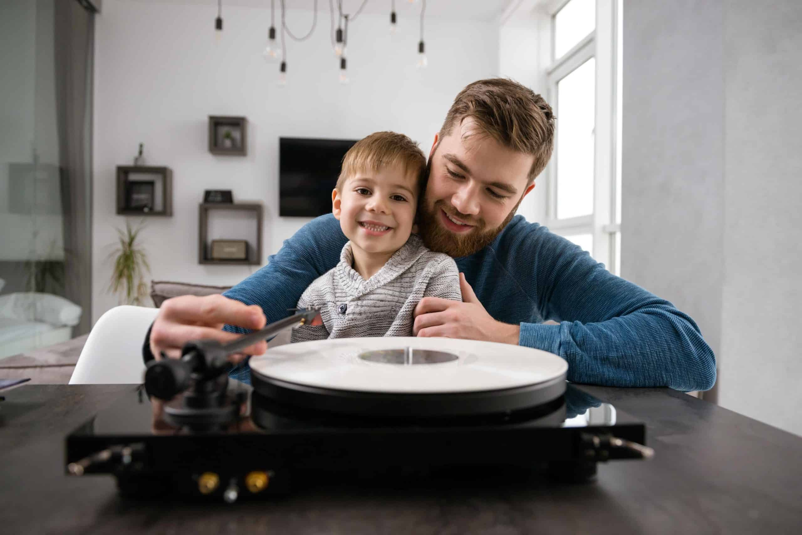 Father's Day, Addiction and Music