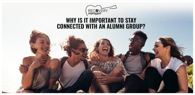 Alumni Community in Recovery