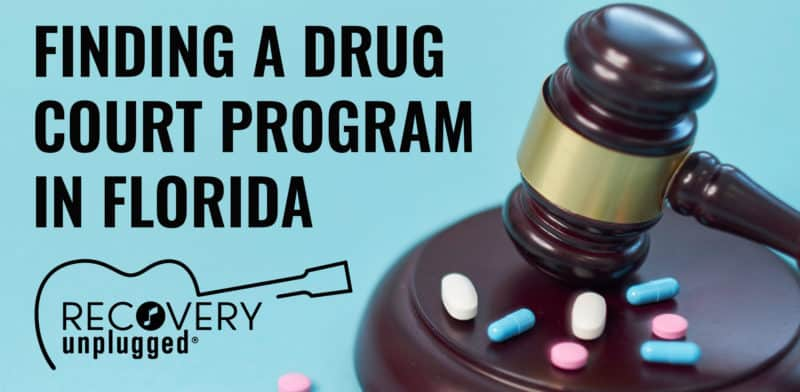 Finding a Drug Court Program in Florida