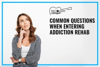 Common alcohol and drug rehab questions.
