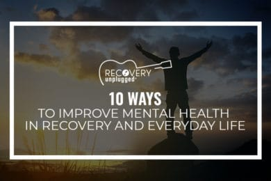Improving Mental Health in Recovery